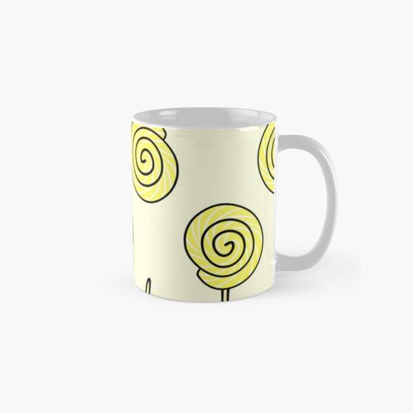 Lemon Lollipop Classic Mug