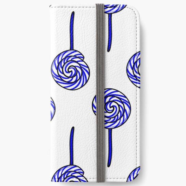 Bluette Lollipop iPhone Wallet