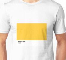 Pantone 123C Unisex T-Shirt