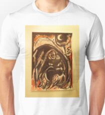 consumed into the image Unisex T-Shirt