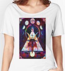 Baphomet Tarot  Women's Relaxed Fit T-Shirt