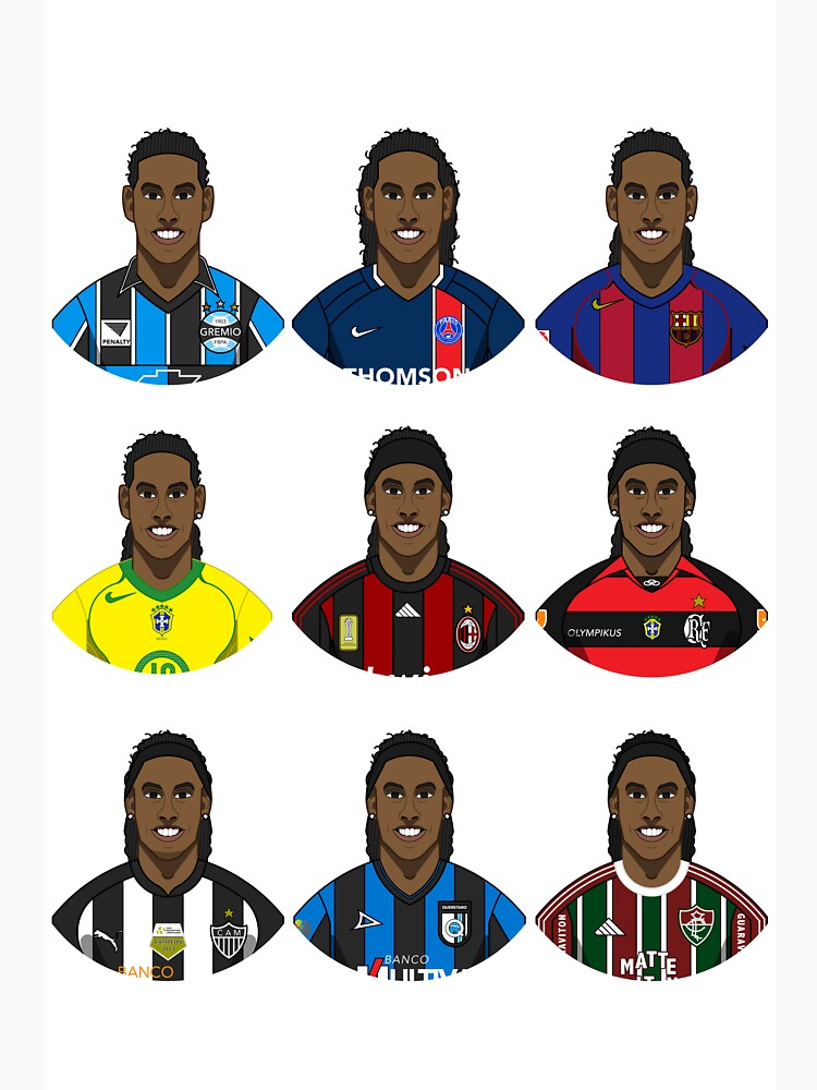 Ronaldinho by Astvdillo