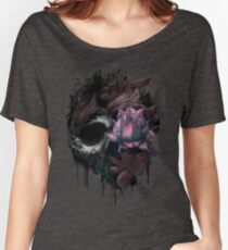 Death Blooms Women's Relaxed Fit T-Shirt