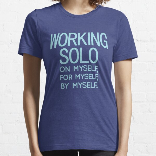 Working Solo Essential T-Shirt