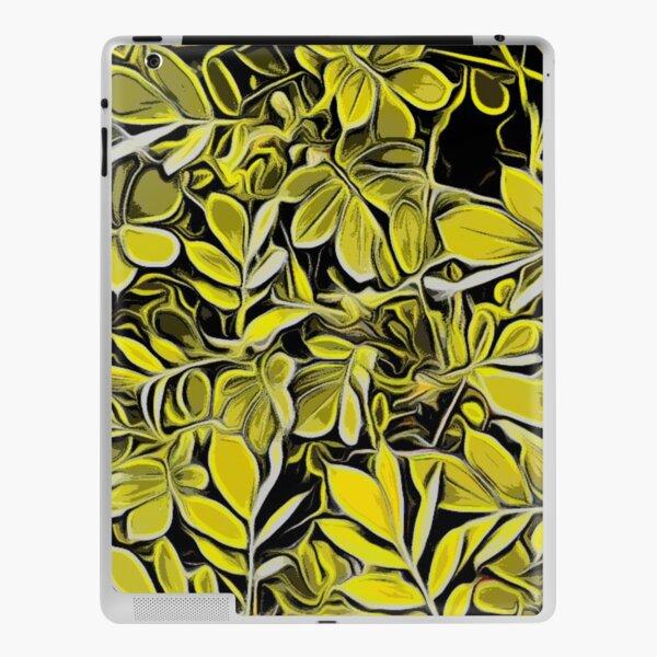 MOODY GREEN Artwork iPad Skin