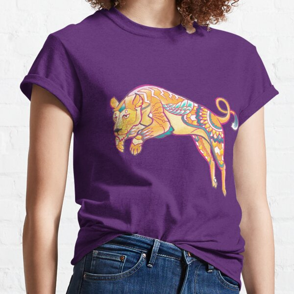 Mandala Lioness Classic T-Shirt