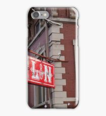 Railroad Sign iPhone Case/Skin