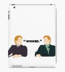 Wicked.  iPad Case/Skin