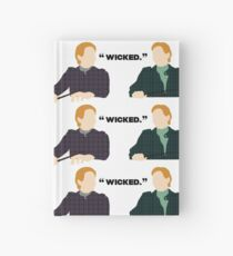 Wicked.  Hardcover Journal