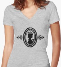 The Funtom Company Women's Fitted V-Neck T-Shirt