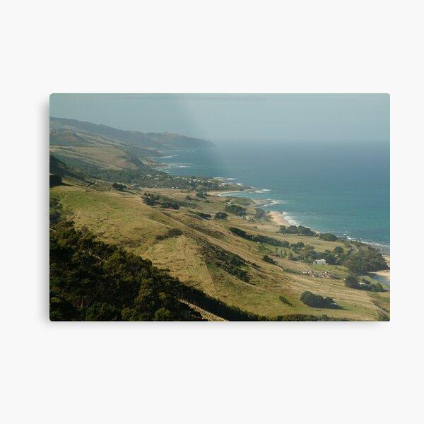 Joe Mortelliti Gallery - Mariners' Lookout, Apollo Bay, Otways National Park, Otways Forest, Victoria, Australia. Metal Print