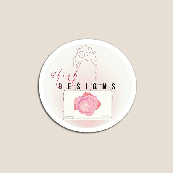 Ukiah Designs - Brand Support Sticker & Magnet Magnet