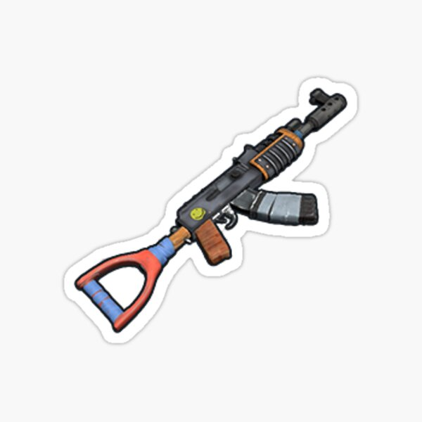 Rostspiel Ak-47 Sticker
