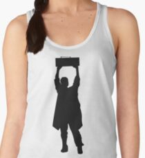 Say Anything- Boombox  Women's Tank Top