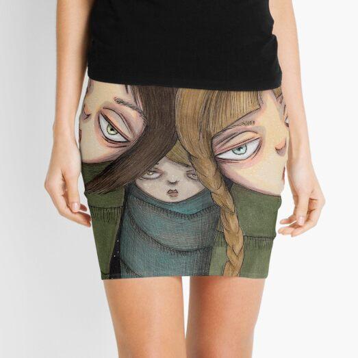 The Watchers Mini Skirt