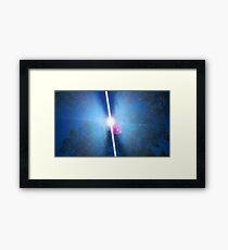 Light of the Outback Framed Print