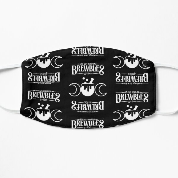 Brewbles  Flat Mask