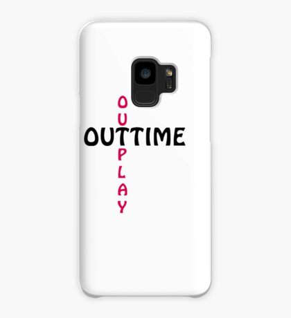 outtime / outplay Case/Skin for Samsung Galaxy