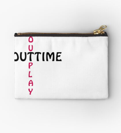outtime / outplay Studio Pouch