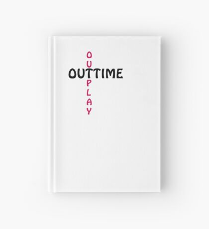 outtime / outplay Hardcover Journal