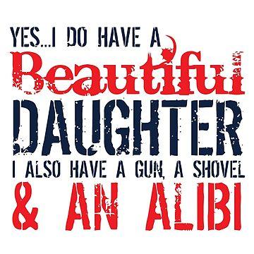 gun alibi by straightway