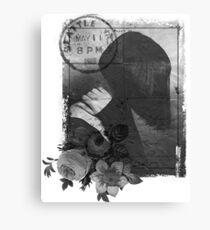 Dark Romantic Canvas Print