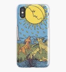 Tarot Card - The Moon iPhone Case/Skin