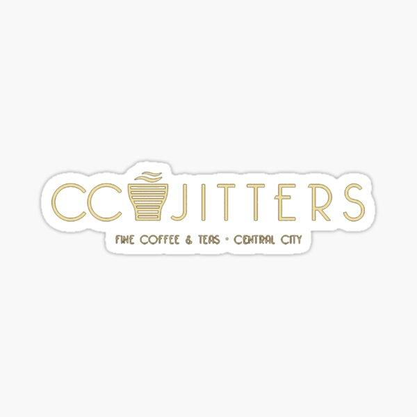 CC Jitters - cafe Pegatina