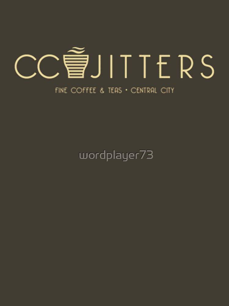 CC Jitters - cafe | Unisex T-Shirt
