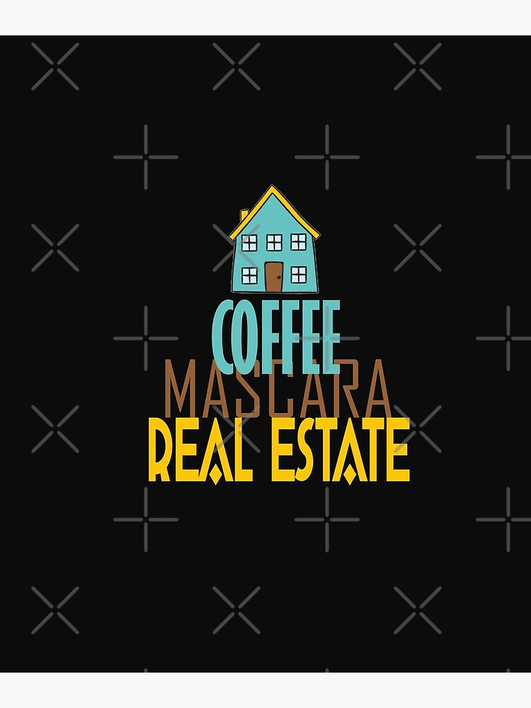 Coffee Mascara Real Estate by STRADE