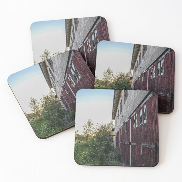 The Garage Coasters (Set of 4)