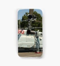 Military helicopter KA-32 Samsung Galaxy Case/Skin