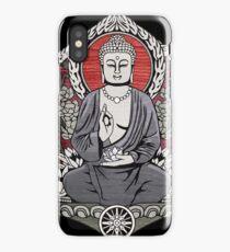 Gautama Buddha iPhone Case/Skin