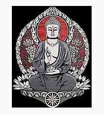 Gautama Buddha Photographic Print