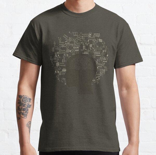 Music brain Classic T-Shirt
