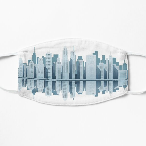 NEW YORK CITY. NYC LOVER. Flat Mask