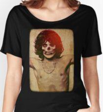 THE MISFITS JIM MORRISON Mash Up (Vintage/black) Women's Relaxed Fit T-Shirt