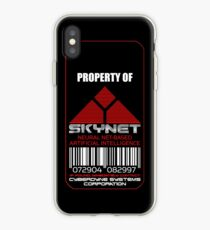 Property of Skynet iPhone case iPhone Case