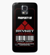 Property of Skynet iPhone case Case/Skin for Samsung Galaxy