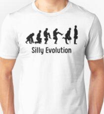 Python Silly Walk Evolution T Shirt Unisex T-Shirt