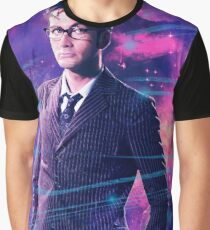 The 10th Doctor Graphic T-Shirt
