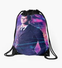 The 10th Doctor Drawstring Bag