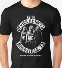 Devils Rejects, Ruggsvile, TX Unisex T-Shirt