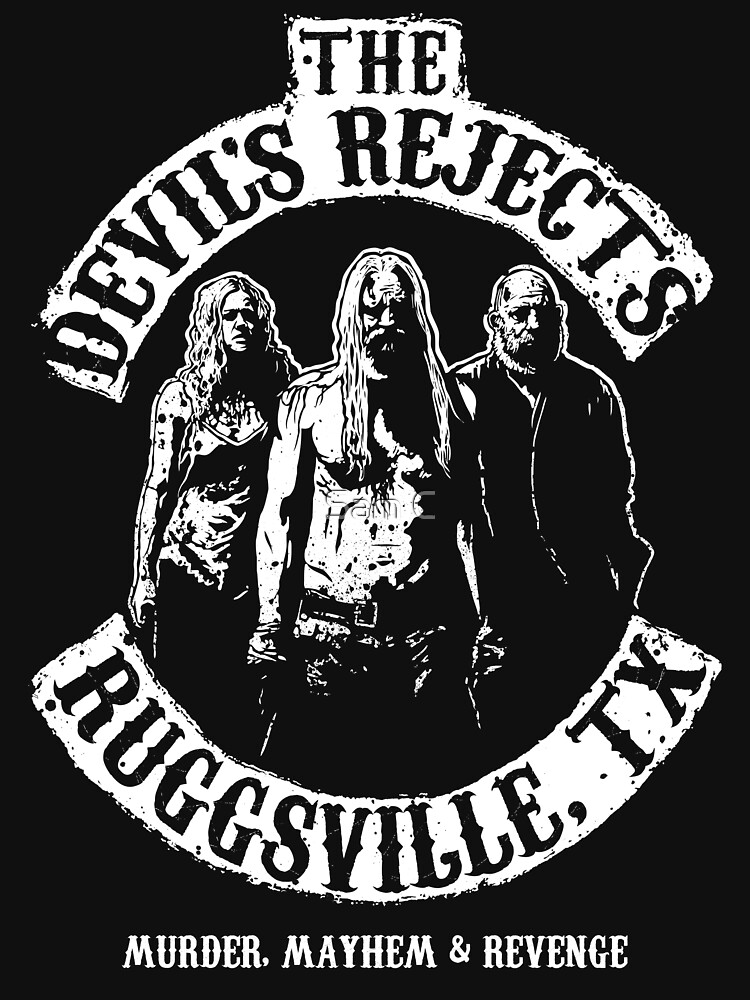 Devils Rejects, Ruggsvile, TX | Unisex T-Shirt