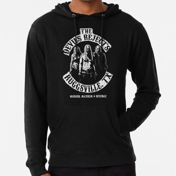 Devils Rejects, Ruggsvile, TX Lightweight Hoodie