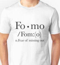FOMO Unisex T-Shirt
