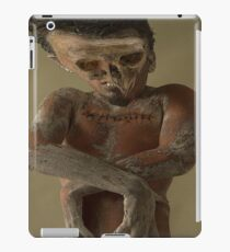 SCAREY DOLL II iPad Case/Skin