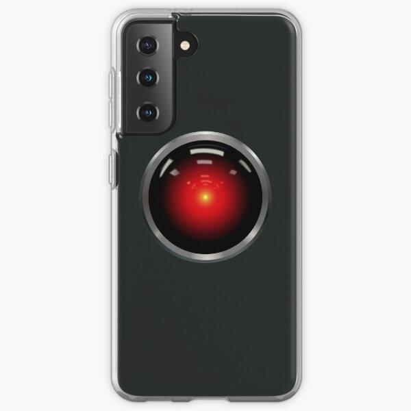 HAL 9000 High quality Samsung Galaxy Soft Case