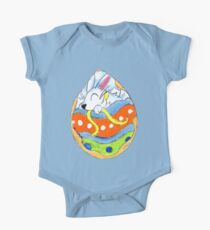 Painted with Frosting One Piece - Short Sleeve