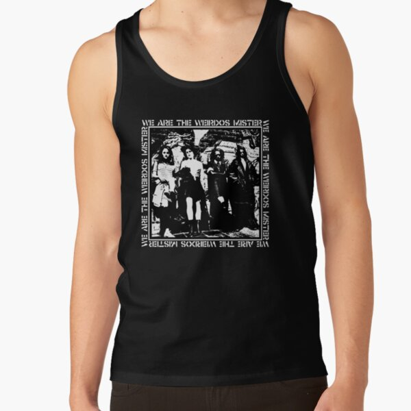 THE CRAFT - WE ARE THE WEIRDOS MISTER Tank Top